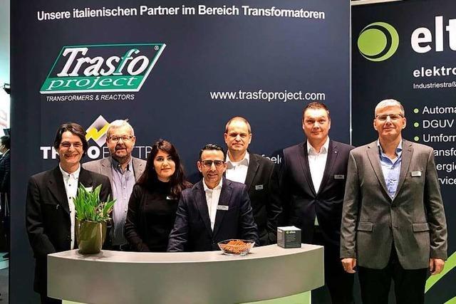 elteo steht für vertrauensvolle Partnerschaft bei kundenspezifischen Projekten