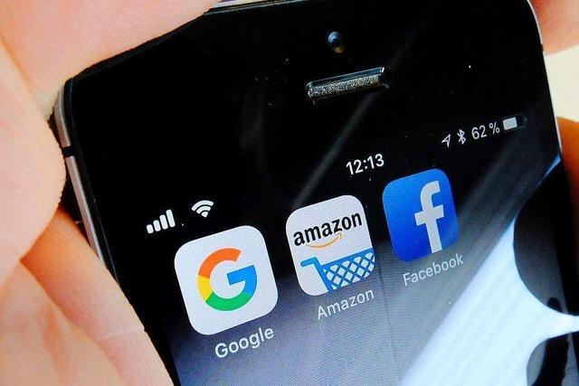 Französischer Senat stimmt nationaler Digitalsteuer zu