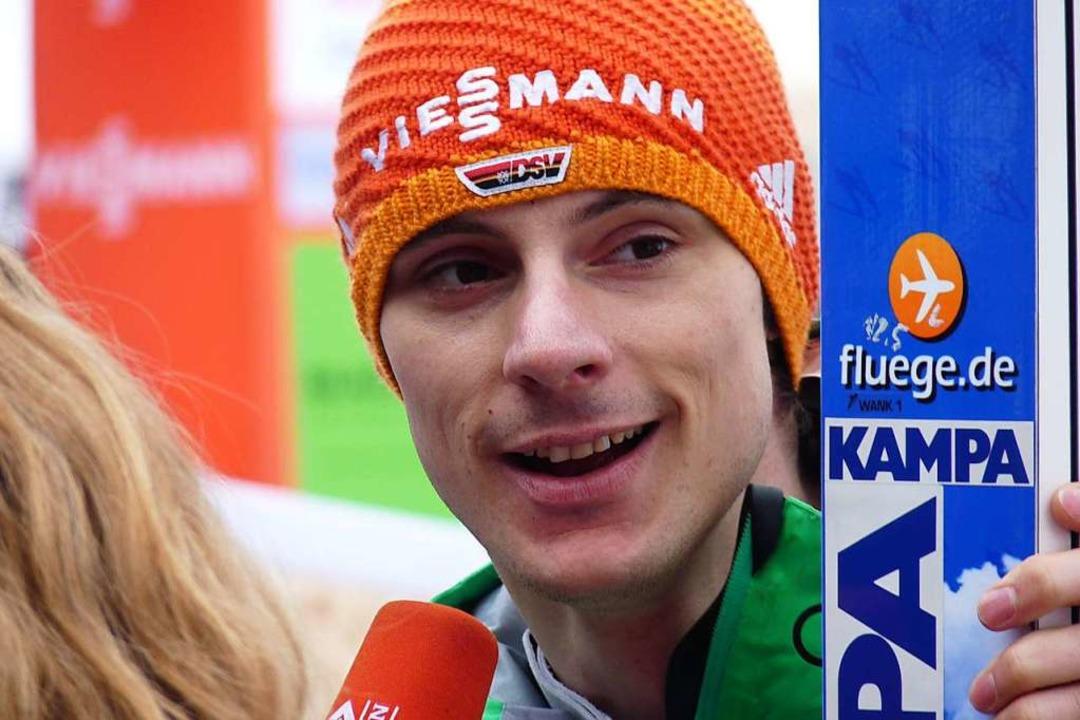 2016 beim Winter-Weltcup in Titisee-Neustadt  | Foto: Johannes Bachmann