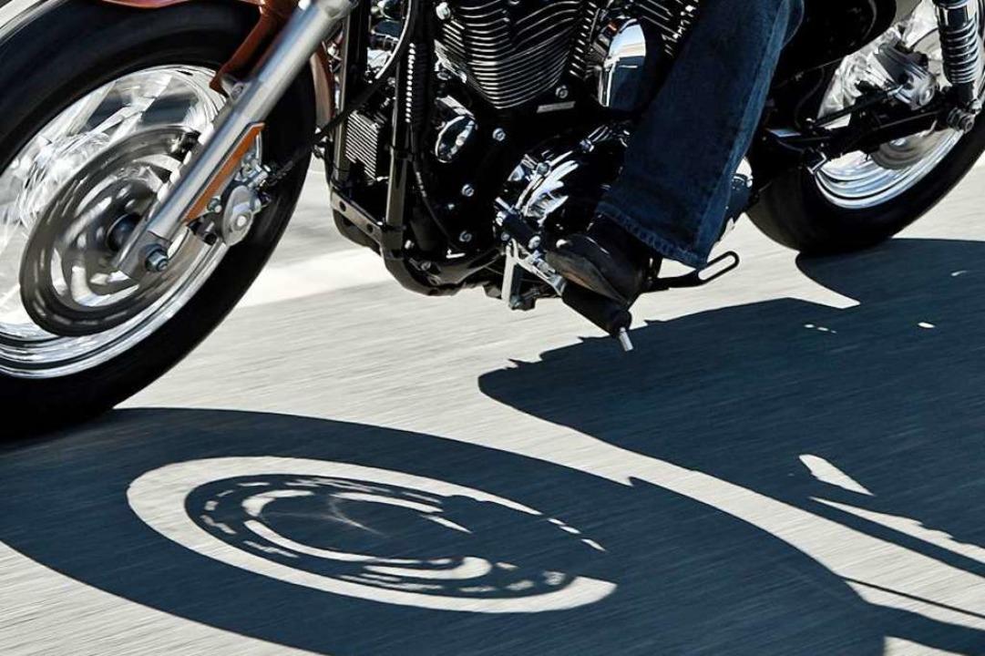 Bei einem Unfall wurde der Motorradfahrer schwer verletzt.     Foto: Harley Davidson