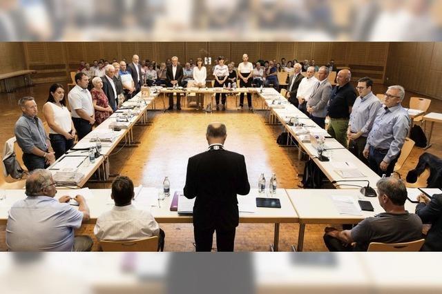 Fünf Frauen sind im Stadtrat