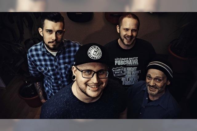 DJ Mari und Band in Teningen-Landeck
