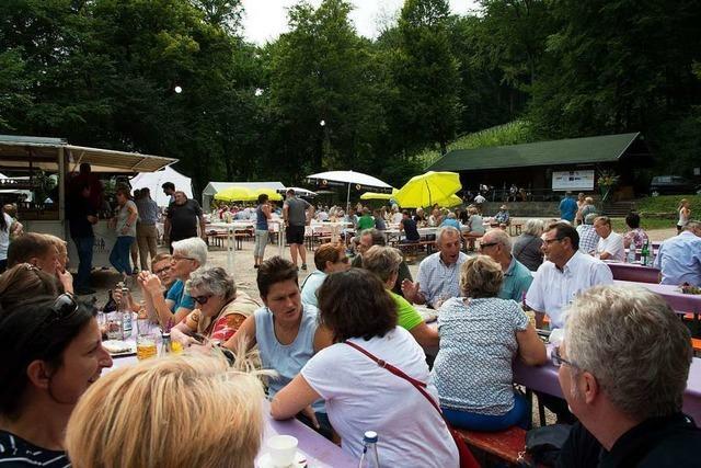 Musikverein Britzingen bangt um das Schwärzefest