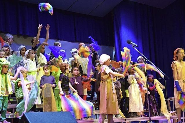 Kindermusical in Badenweiler