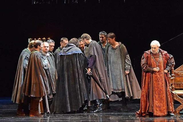 Plácido Domingos triumphale Rückkehr als Bariton