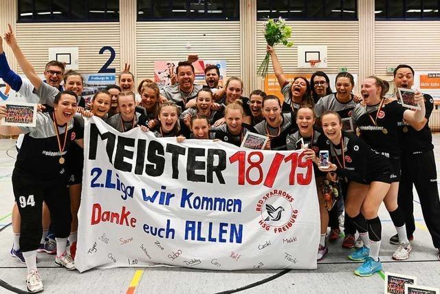 Was die Frauen der HSG Freiburg in der zweiten Bundesliga erwartet