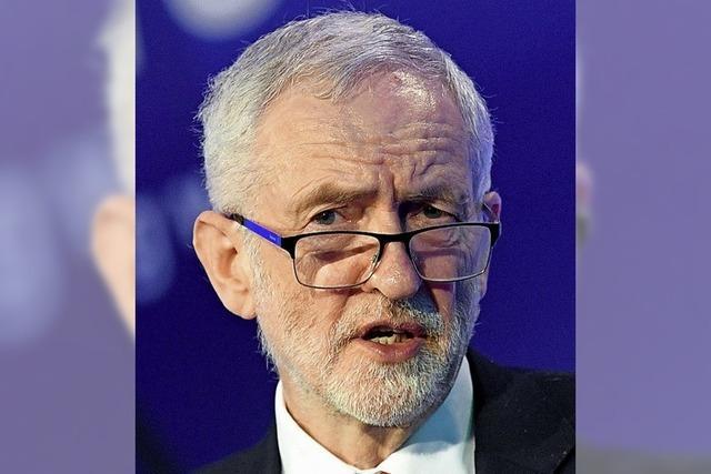 Schwere Vorwürfe gegen Jeremy Corbyn