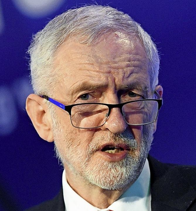 Jeremy Corbyn  | Foto: Stefan Rousseau (dpa)