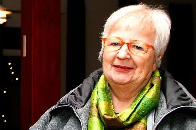 Trauer um die frühere Lahrer Diakonie-Geschäftsführerin Christiane Witteborn