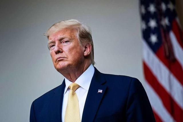 Trump gibt nach im Kampf um umstrittene Volkszählungs-Frage