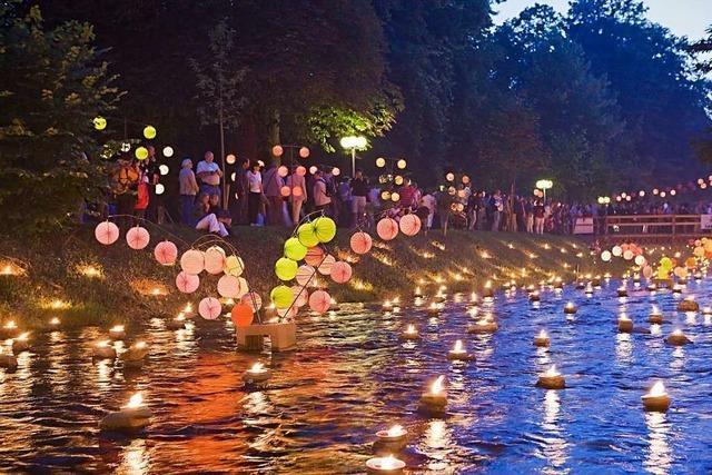 Die fünf schönsten Stadtfeste am Wochenende in Südbaden