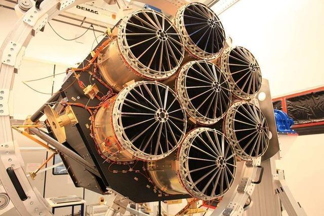 Start des deutschen Teleskops E-Rosita ins All erneut verschoben