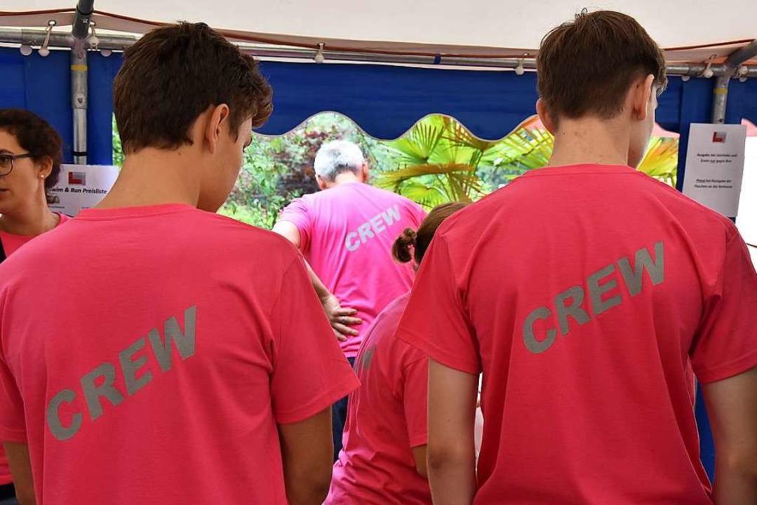 Viele Vereine unterstützen den Wettkampf.  | Foto: Heinz und Monika Vollmar