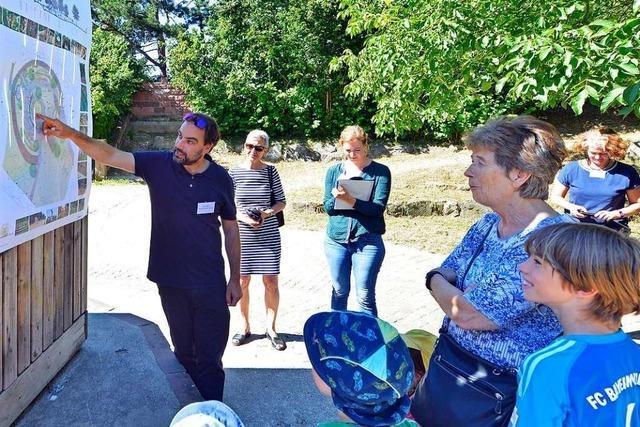 Der Spielplatz Spielkrater in Betzenhausen soll zum Erlebnis werden