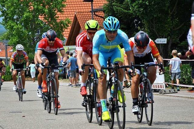 Am Sonntag findet das 53. Ebringer Radrennen statt