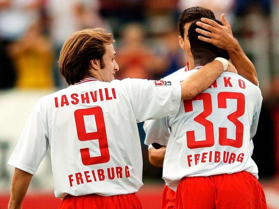 November 1997: Am 15. Spieltag der Zwe...gen gegenüber, bei vier Unentschieden.  | Foto: A3606 Guido Bergmann
