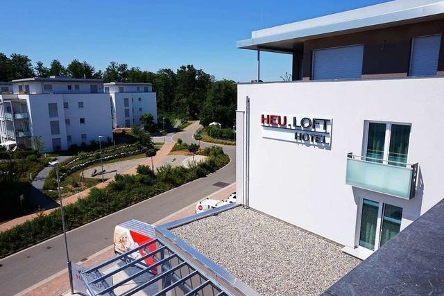 Heuboden-Gründer eröffnet neues Hotel in Umkirch