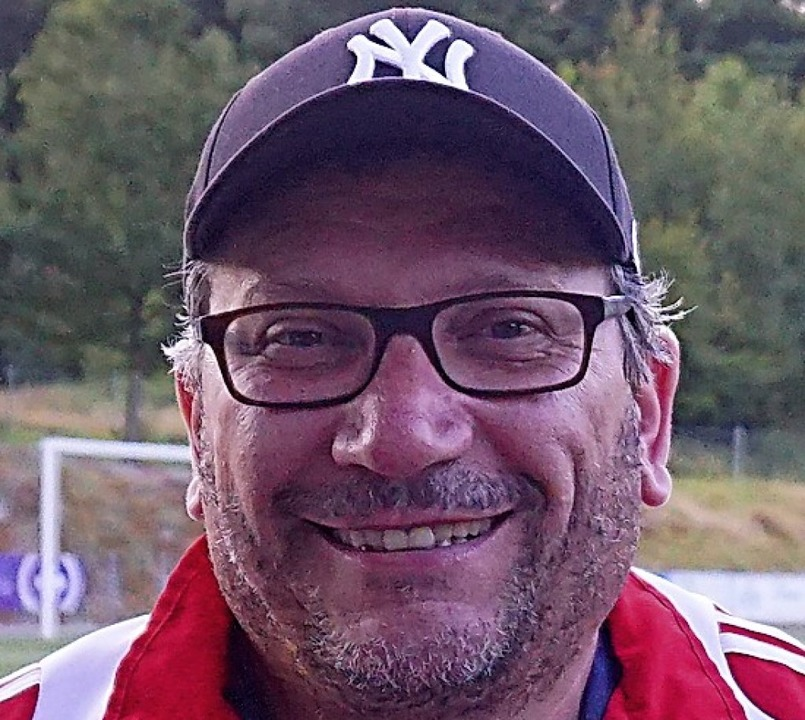 Der neue Trainer Isidoro Marcese  | Foto: Hans-Jürgen Sackmann