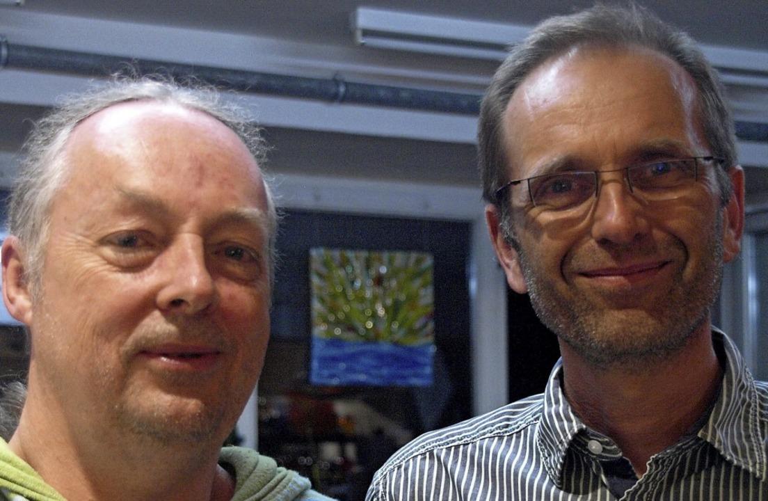 In der neuen Vorstands-Dreierspitze de... Jürgen Haxel für Rickenbach vertreten  | Foto: Karin Stöckl-Steinebrunner