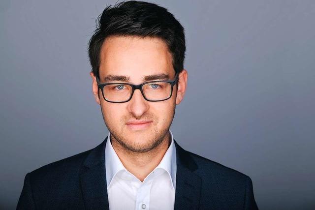 Jonas Hirt verstärkt seit Anfang Juli die Lörracher BZ-Redaktion