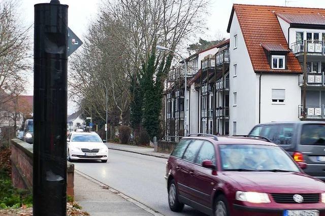 Landratsamt: Blitzer bei Welmlingen unnötig