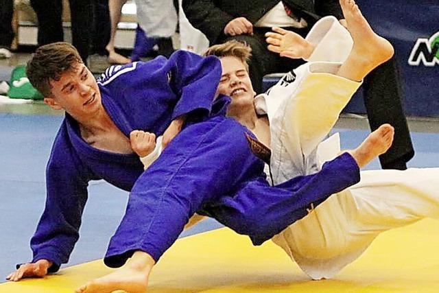 Gundelfinger Judoka holen sich bei internationalem Turnier Medaillen