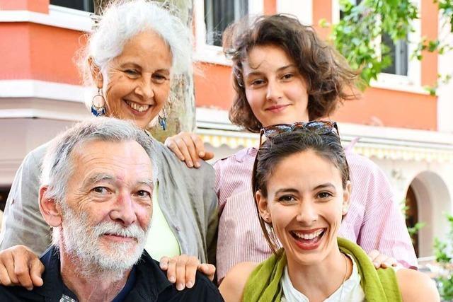 Die Hubers sind die wohl musikalischste Familie im Kreis Lörrach