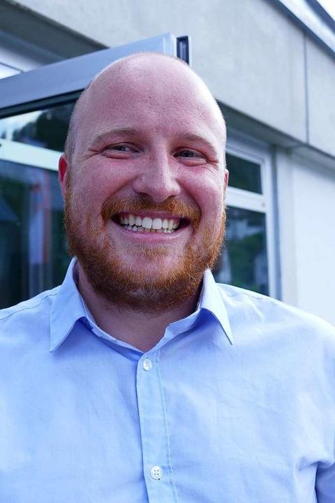 Der neue Vorsitzende Paul Waßmer    Foto: Michael Baas
