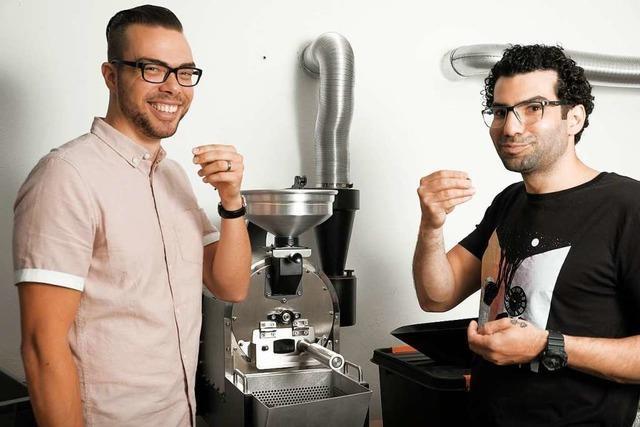 In Kandern wird Bourbon Kaffee hergestellt