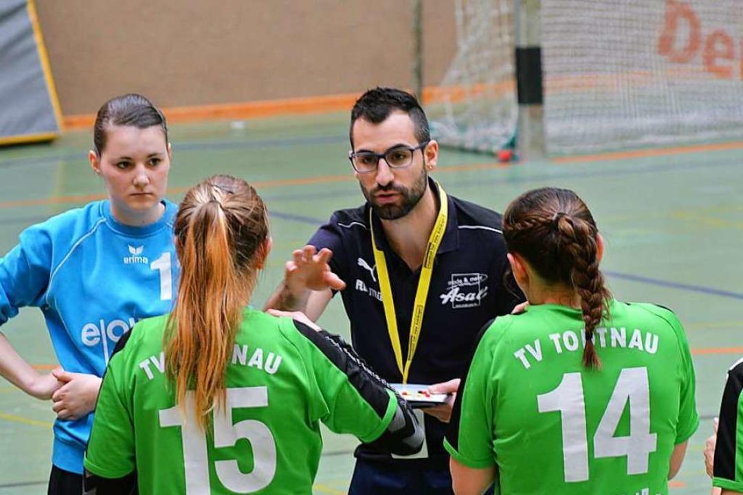 Die Handball-Region aufwerten: Marco S...odtnau in der Südbadenliga etablieren.  | Foto: TV Todtnau