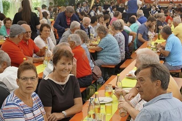Dorffest in Ühlingen zieht zahlreiche Besucher an