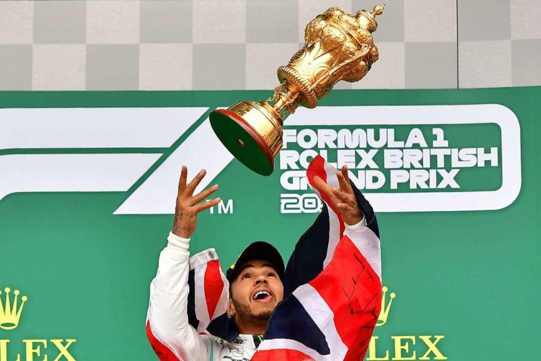Lewis Hamilton  | Foto: ANDREJ ISAKOVIC (AFP)