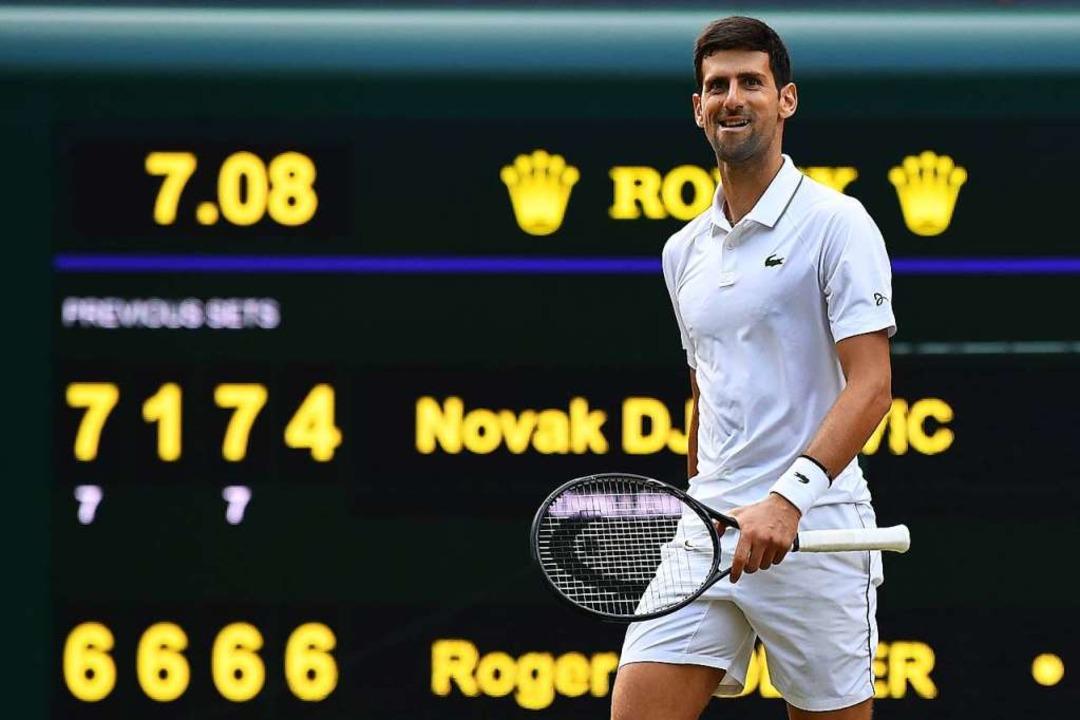 Novak Djokovic    Foto: BEN STANSALL (AFP)