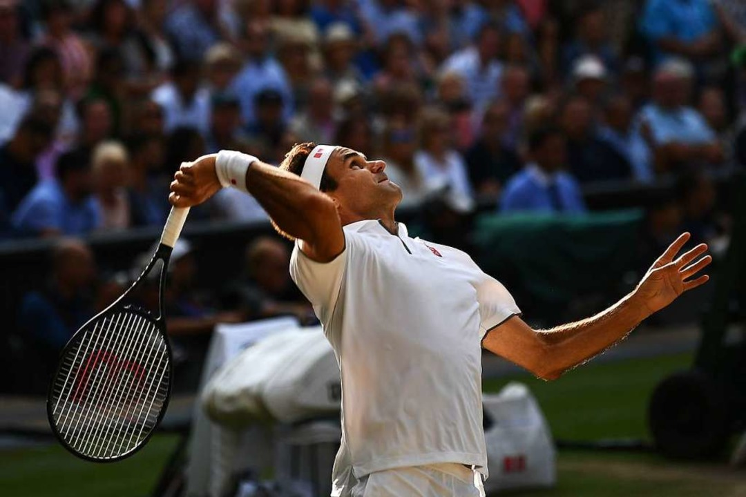 Roger Federer    Foto: DANIEL LEAL-OLIVAS (AFP)