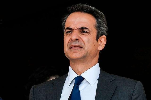 Neuer Regierungschef will griechische Wirtschaft in Schwung bringen