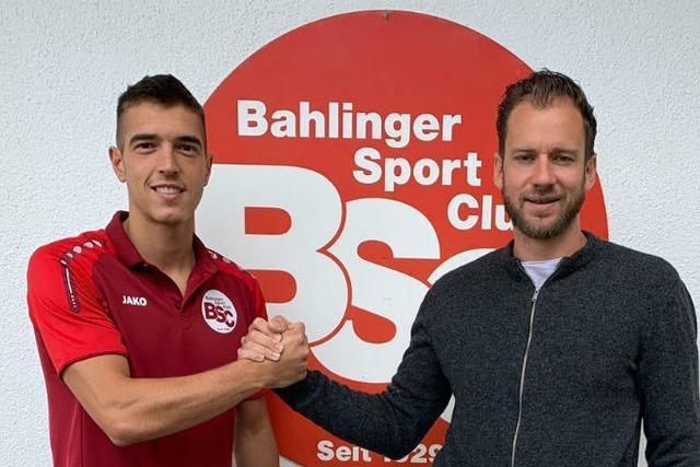 Bahlinger SC verpflichtet Verteidiger Ylber Lokaj aus Basel