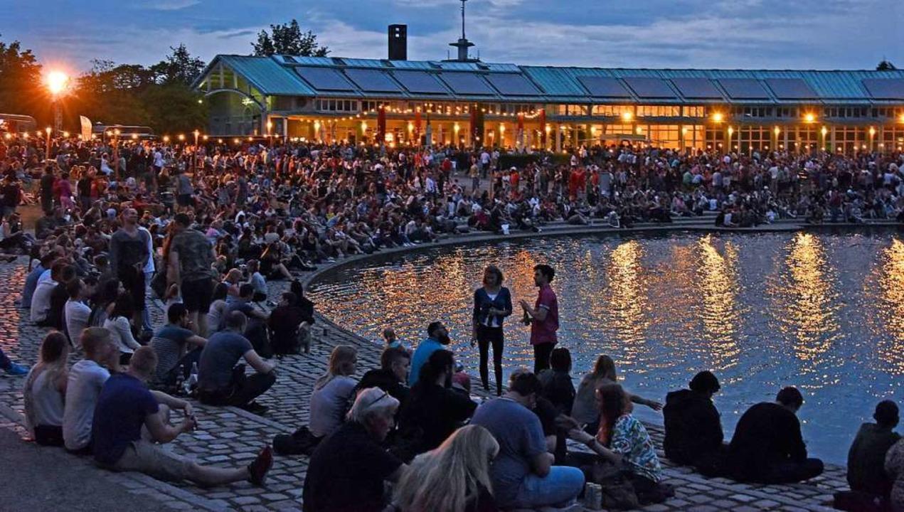 Das Seefest wird vom  Bürgerverein Moo...chen Wirtschaftsförderung organisiert.  | Foto: Michael Bamberger