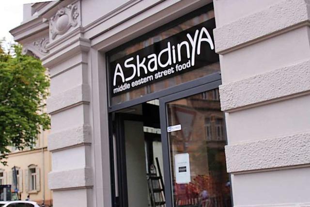 Am Holzmarkt eröffnet bald das Askadinya mit nahöstlicher Küche