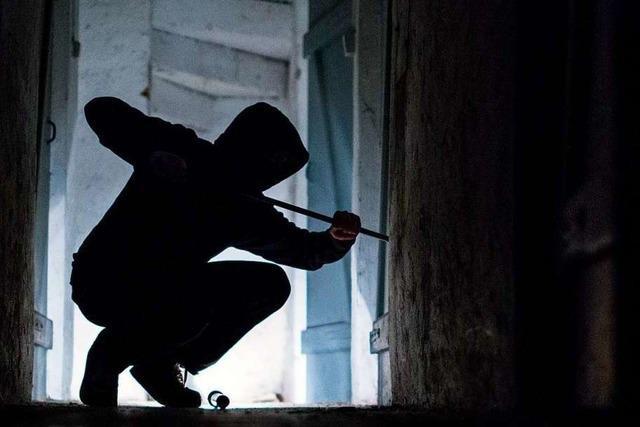 Alarmanlage vertreibt die Einbrecher