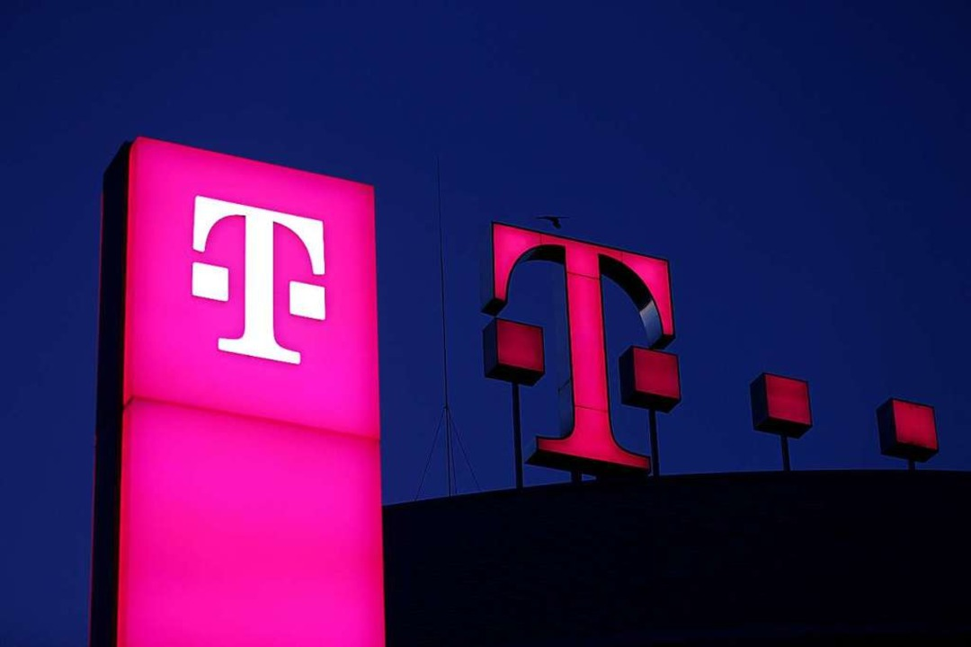 Die Telekom muss reagieren.  | Foto: Oliver Berg (dpa)
