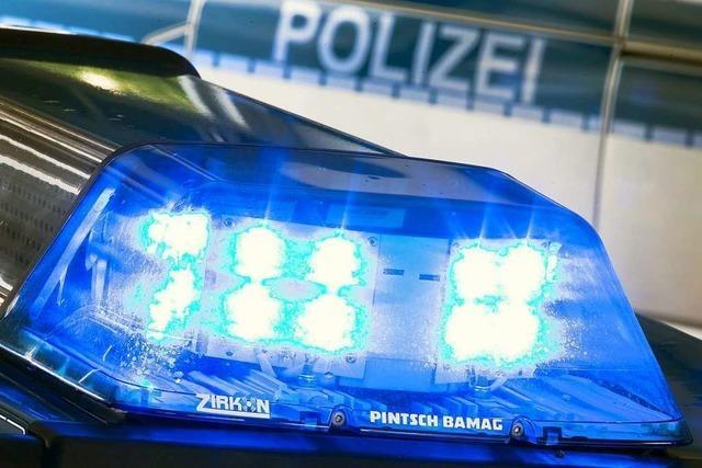 Maskierte überfallen Lebensmittelmarkt in Kippenheim