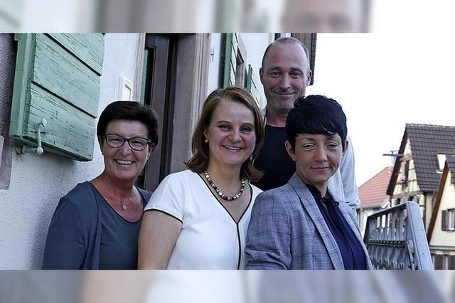 Bärbel Willmann bleibt Ortsvorsteherin