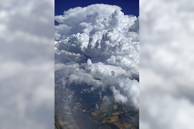 Gewitter von oben