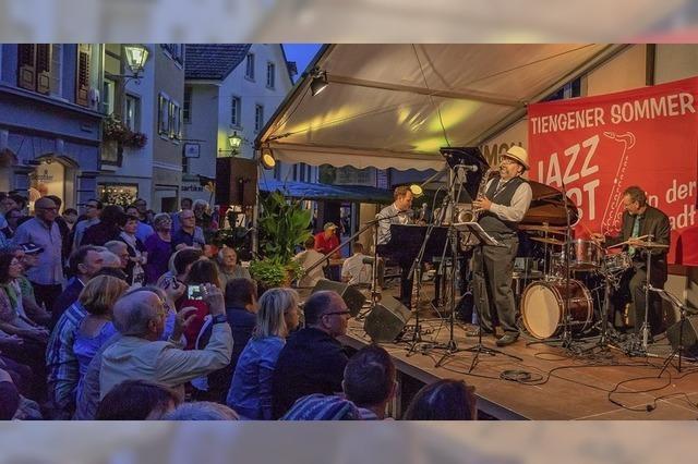 Jazz macht das Städtle groß