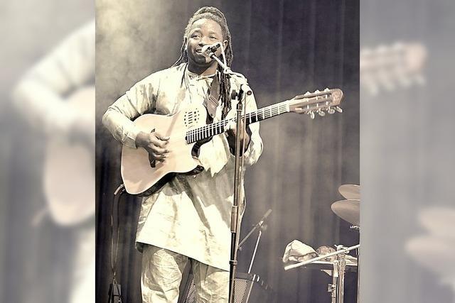 Tilibo Mooya vermitteln den Reichtum afrikanischer Musikstile