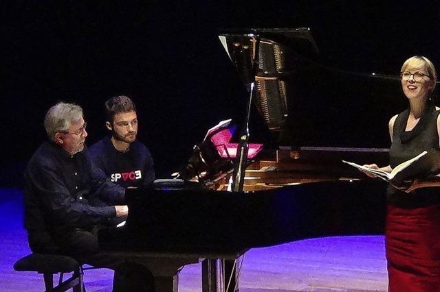 Debussy zu Ehren der Städtepartnerschaft