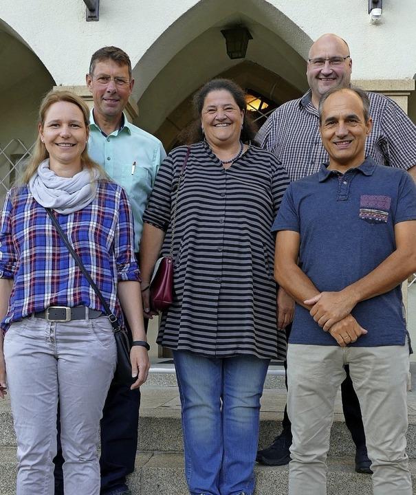 Sie verlassen den Wutacher Gemeinderat...rfod, Detlef Probst und Armin Burger.   | Foto: Juliane Kühnemund