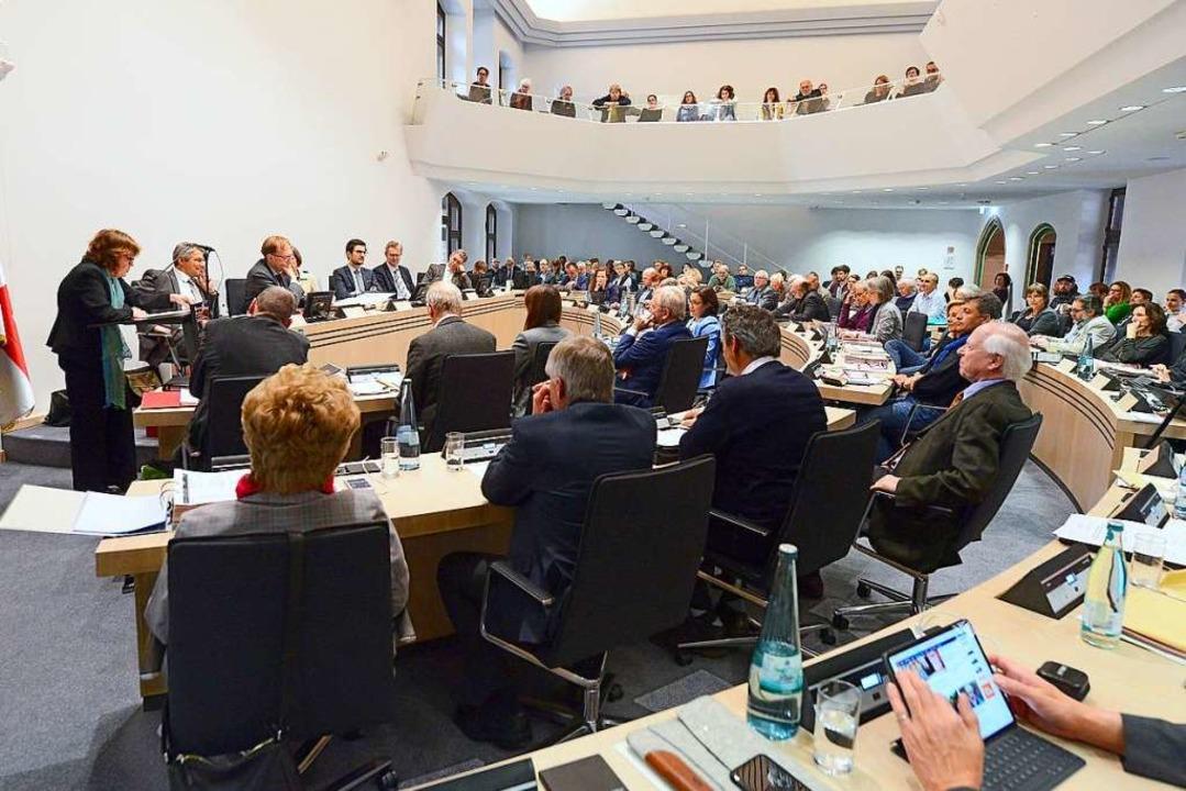 Die nächste Koalition im Freiburger Ge... zwischen der SPD und der Kulturliste.    Foto: Ingo Schneider