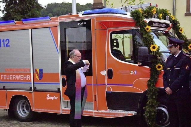Neues Fahrzeug – und schon bewährt