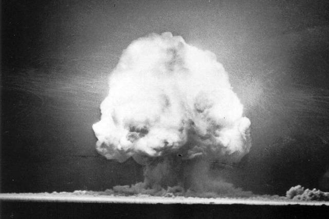 Warum Menschen in New Mexico noch heute unter dem ersten Kernwaffentest leiden